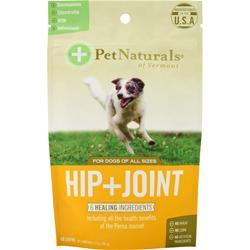 Pet Naturals Of Vermont Hip + Joint For Dogs 60 chews