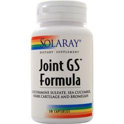 Solaray Joint GS Formula 30 caps