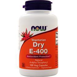 Now Dry E-400 100 vcaps