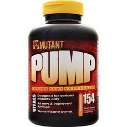 Fit Foods Mutant Pump 154 caps