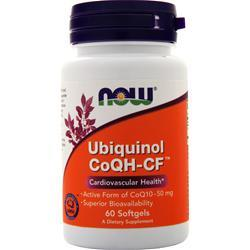 Now Ubiquinol CoQH-CF 60 sgels