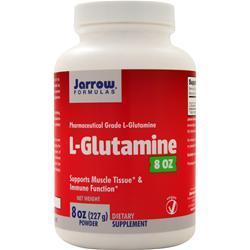 Jarrow L-Glutamine Powder 227 grams