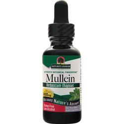 Nature's Answer Mullein Leaf (liquid) 1 fl.oz