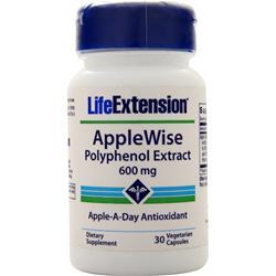 Life Extension AppleWise Polyphrnol Extract (600mg) 30 vcaps