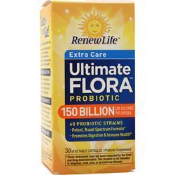 Renew Life Ultimate Flora 150 Billion 30 vcaps