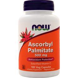 Now Ascorbyl Palmitate (500mg) 100 vcaps