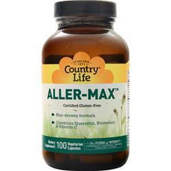 Country Life Aller-Max 100 vcaps