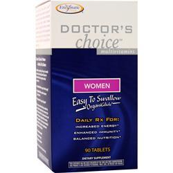 Enzymatic Therapy Doctor's Choice for Women 90 tabs