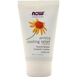 Now Arnica Cooling Relief Gel 2 fl.oz