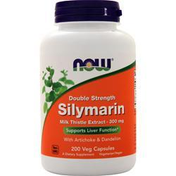Now Silymarin (300mg) 200 vcaps