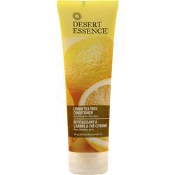 Desert Essence Organics Hair Care Lemon Tea Tree Conditioner for Oily Hair 8 fl.oz