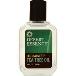 Desert Essence Tea Tree Oil - EcoHarvest 2 fl.oz