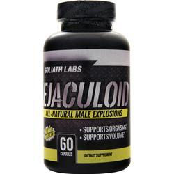 Goliath Labs Ejaculoid 60 caps