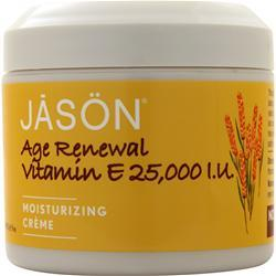 Jason Vitamin E Creme (25,000IU) 4 oz