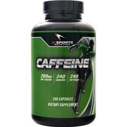 AI Sports Nutrition Caffeine 240 caps