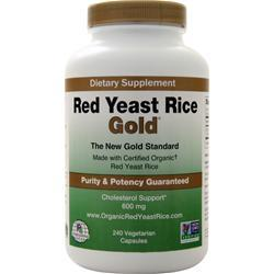 IP6 Red Yeast Rice Gold 240 vcaps