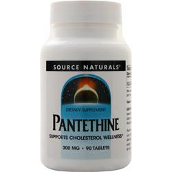 Source Naturals Pantethine (300mg) 90 tabs
