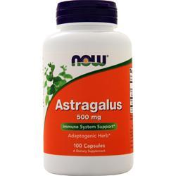 Now Astragalus (500mg) 100 caps