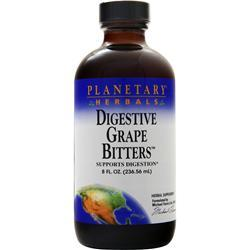 Planetary Formulas Digestive Grape Bitters 8 fl.oz