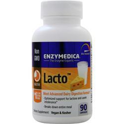 Enzymedica Lacto 90 caps
