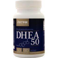 Jarrow DHEA (50mg) 90 caps