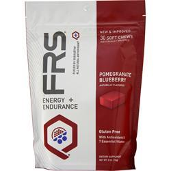 FRS Healthy Energy Chews Pomegranate Blueberry 30 chews