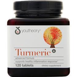 YouTheory Turmeric 120 tabs