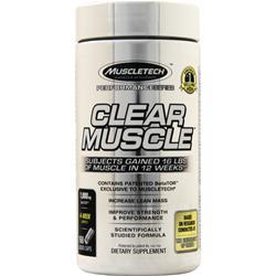Muscletech Clear Muscle - Performance Series 168 lcaps