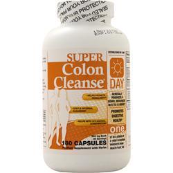 Health Plus Super Colon Cleanse Day 180 caps