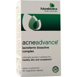 Futurebiotics AcneAdvance 90 vcaps