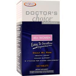 Enzymatic Therapy Doctor's Choice for 45-Plus Women 180 tabs