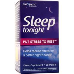 Enzymatic Therapy Sleep Tonight 28 tabs