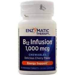 Enzymatic Therapy B12 Infusion 30 tabs