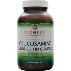 Pioneer Glucosamine Chondroitin Complex 120 caps