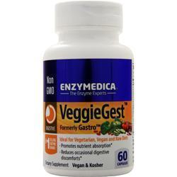 Enzymedica Gastro 60 caps