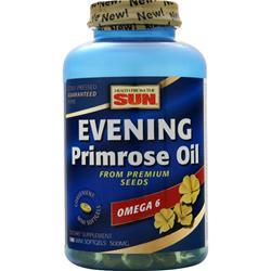 Health From The Sun Evening Primrose Oil (500mg) 180 sgels