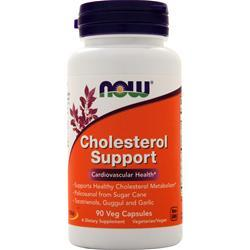 Now Cholesterol Support 90 vcaps