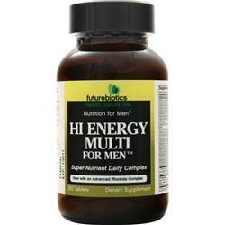 Futurebiotics Hi Energy Multi for Men 120 tabs