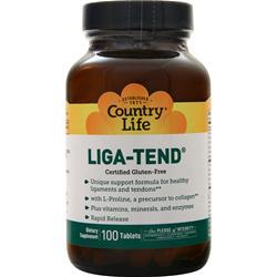 Country Life Liga-Tend 100 tabs