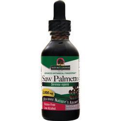 Nature's Answer Saw Palmetto 2 fl.oz