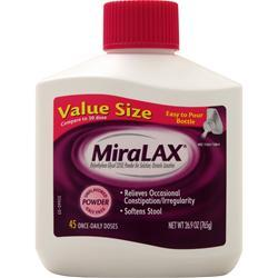 Bayer Healthcare Miralax Powder On Sale At Allstarhealth Com