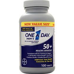 Bayer Healthcare ONE A DAY Men's 50+ Healthy Advantage 100 tabs