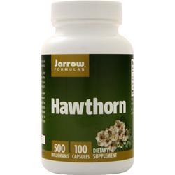 Jarrow Hawthorn (500mg) 100 caps