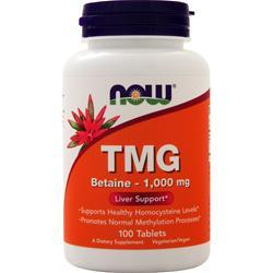 Now TMG (1000mg) 100 tabs