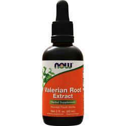 Now Valerian Root Extract (Liquid) 2 fl.oz