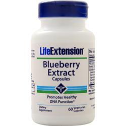 Life Extension Blueberry Extract 60 vcaps