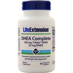 Life Extension DHEA Complete 60 vcaps