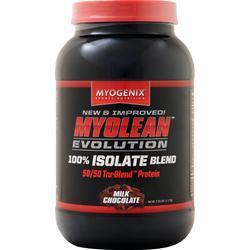 Myogenix Myo Lean Evolution Milk Chocolate 2.58 lbs