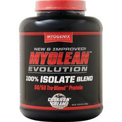 Myogenix Myo Lean Evolution Cookies N' Cream 5.68 lbs