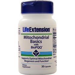 Life Extension Mitochondrial Basics with BioPQQ 30 caps